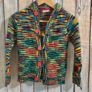 Okaidi French knit sweater